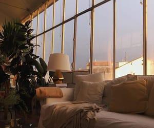 apartment room.