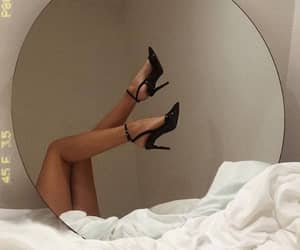 heels, shoes, and aesthetic image