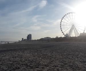 beach, happy, and myrtle beach image