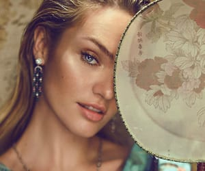 model, models, and candice swanepoel image