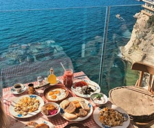 food and travel image