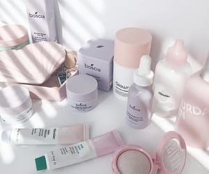 beauty, skin, and glossier image