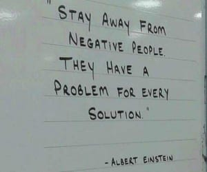Albert Einstein, stay away, and they have a problem image