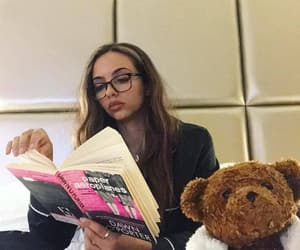 jade thirlwall, little mix, and book image