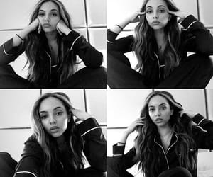 jade thirlwall, little mix, and b&w image