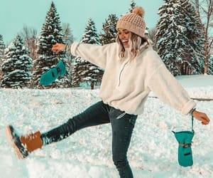 girl, happy, and minnesota image