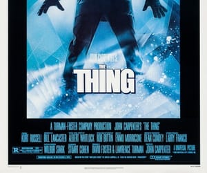 classic, The Thing, and horror image