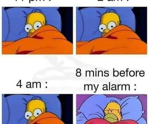 homer and insomnia image