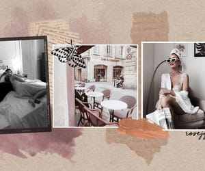 amour, art, and Collage image
