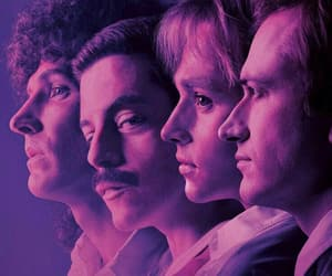 Queen, bohemian rhapsody, and Freddie Mercury image