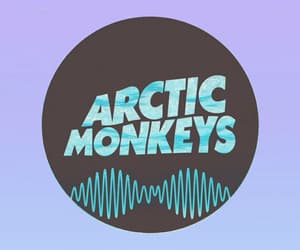 arctic monkey, indie, and bands image