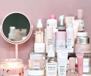 beauty, glossier, and candle image