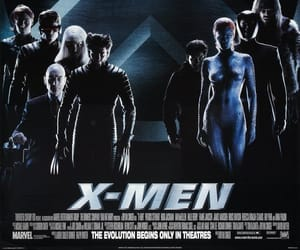 2000, x-men, and Halle Berry image