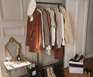 fashion, aesthetic, and beige image