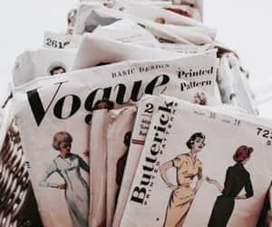 article, questions, and vogue image