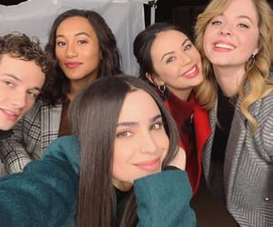 pretty little liars, sofía carson, and the perfectionists image