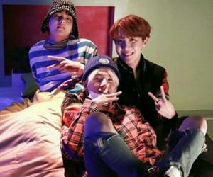 asian boy, jhope, and band image