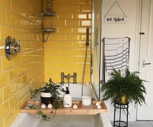 bathroom, decor, and house image