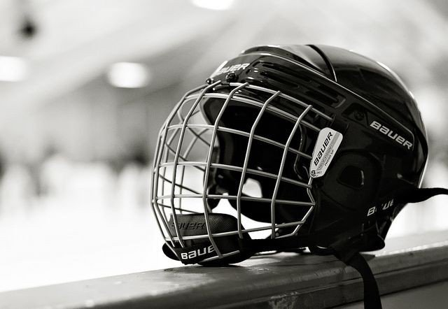 aesthetic, game, and hockey image