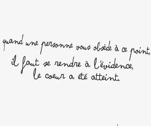 quote, french quote, and @uneviederisoire image