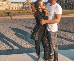couple, designer, and fashion image