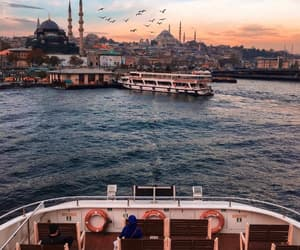 istanbul and travel image