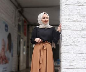 hijab, islam, and love image