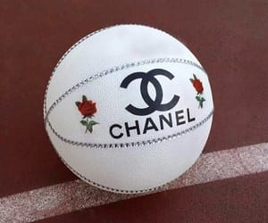 chanel, ball, and aesthetic image