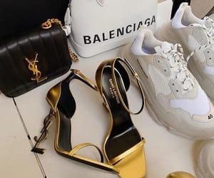Balenciaga, fashion, and glam image