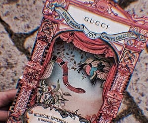 clean, faded, and gucci image