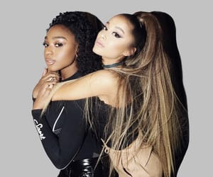 ariana grande, normani, and singer image