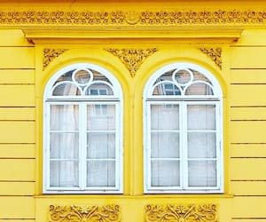 architecture, photography, and windows image