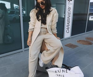 blogger, outfit, and celine bag image