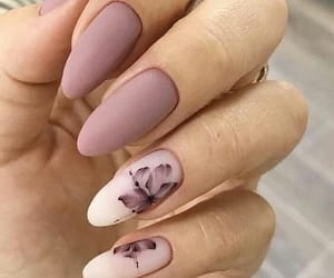 nails, beauty, and girly image