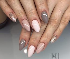 makeup, nails, and rosa image