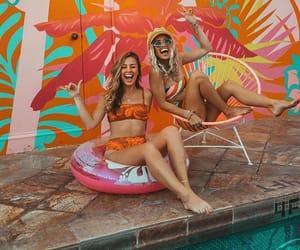 bikini, fun, and hawaii image