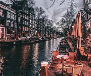 fun, netherlands, and amsterdam image