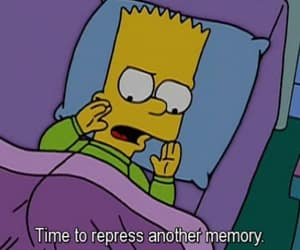 bart simpson, cartoon, and the simpsons image