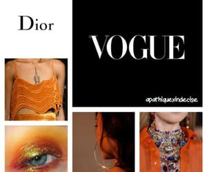 art, fashion, and vogue image