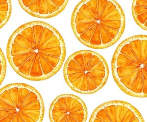 background, oranges, and wallpaper image