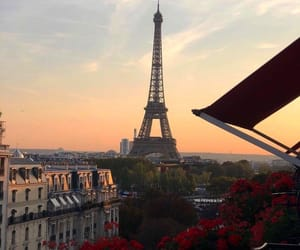 paris, travel, and aesthetic image