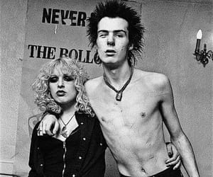 sid vicious, sex pistols, and sid and nancy image