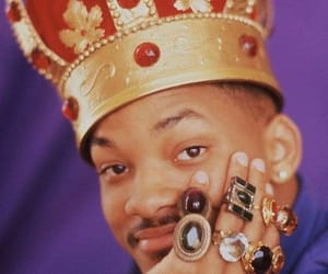 will smith and king image