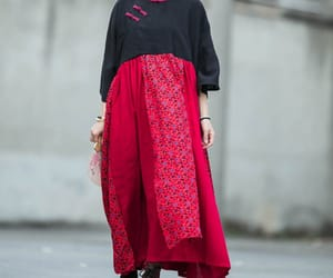 etsy, high waist dress, and evening dress image