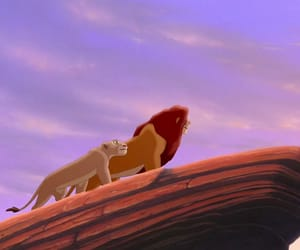 classic, disney, and lion king image