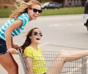 best friends, friendship goals, and friendship image