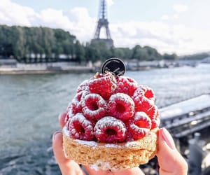 paris, food, and yummy image