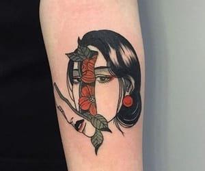 tattoo, grunge, and amazing image