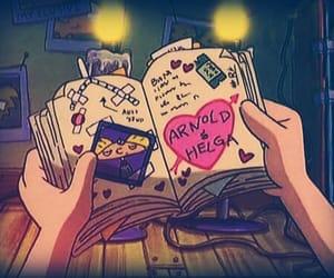 love, arnold, and helga image