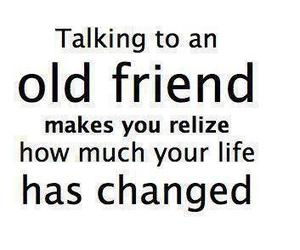 change, text, and friends image